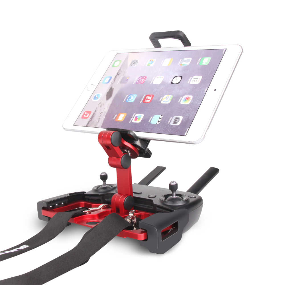 ee02356e519 DJI Mavic 2 Remote Controller Tablet Stand CrystalSky Monitor Bracket Clip  Phone Metal Mounting Holder for