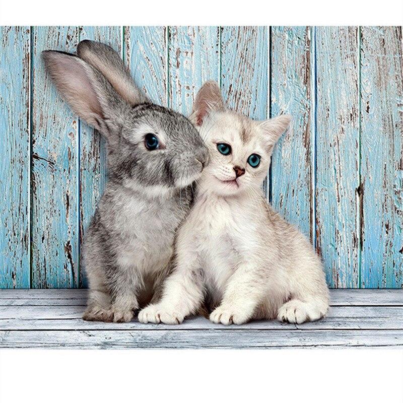 вот мое фото зайца и кошечки пасты имеют уникальный