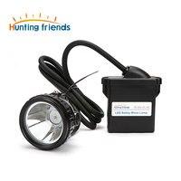 LED Mining Headlamp KL8M.Plus Waterproof Mining Light Explosion Proof Mining Cap Lamp Rechargeable Flashlight Headlamp for Hat