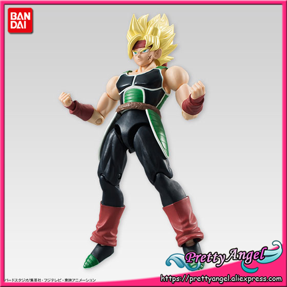 PrettyAngel - Genuine Bandai Tamashii Nations SHODO Vol.5 Dragon Ball Z Super Saiyan Bardock (9cm tall) Action Figure dmz vol 12 five nations ny