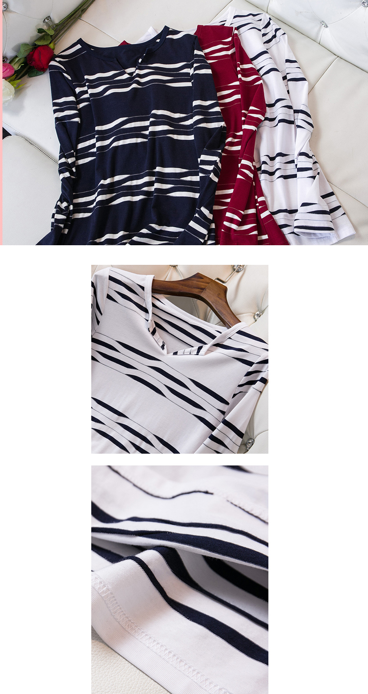 HTB1KzL.SpXXXXakXXXXq6xXFXXXq - 2017 Autumn Winter Korean T-shirts For Women Cotton Fashion T Shirt