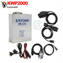 2016 Freeshipping KWP2000 Плюс ЭКЮ ПЕРЕНАЗНАЧИТЬ Flasher KWP 2000 OBD OBD2 Чип-Тюнинг ECU