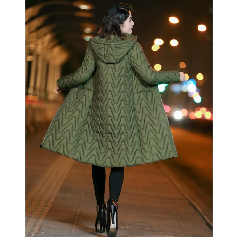 Original Hooded Fur Collar Winter Down Coat Jacket Long Warm Women Casaco Feminino Abrigos Mujer Invierno Duck Down Parkas Outwear Coats