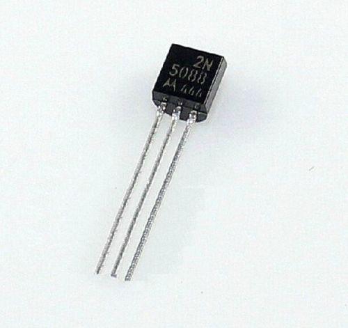 50x2N5088 NPN Transistor à usage général nouveau
