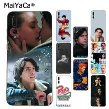 MaiYaCa American TV Riverdale Series Cole Sprouse Upscale phone case for Huawei P9 10 plus 20 pro mate9 10 lite honor 10 view10(China)