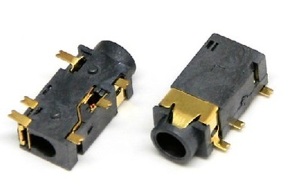 3 5 mm audio jack wiring diagram monkey skeleton 5mm female online 10pcs connector 6 pin smt smd headphone