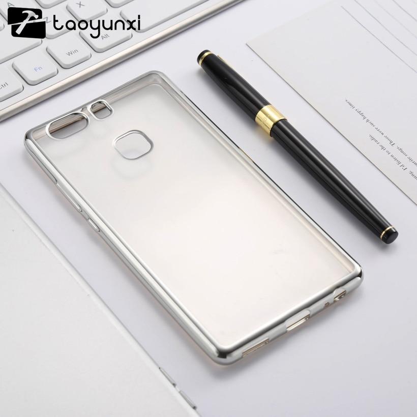 TAOYUNXI Mobile Phone Cases for Huawei P9 Plus Cover VIE-L09 (Single SIM) VIE-L29 (Dual SIM) 5.5 inch Cases Skin Soft TPU Bags