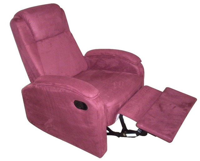 Wholesale living room sofa function sofa one seat /1S with recelier ...