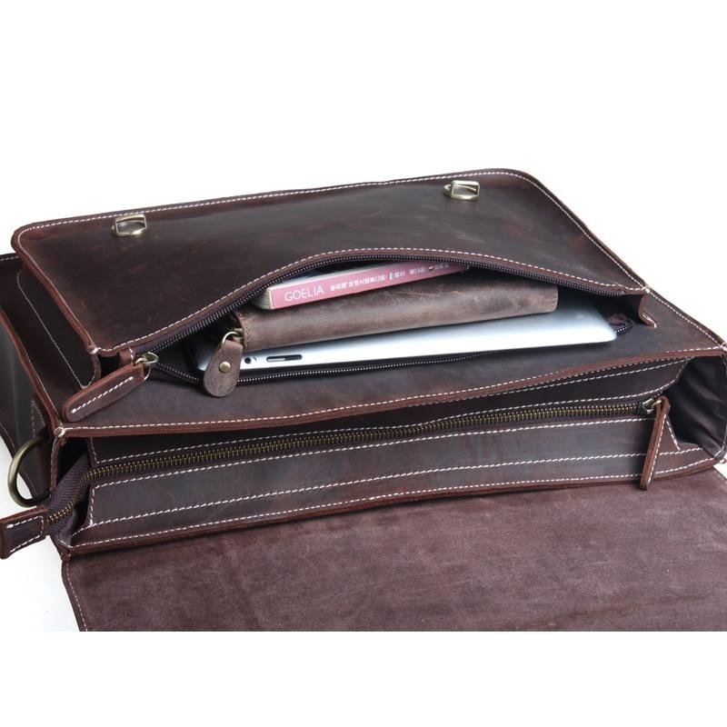 tiding homens pastas laptop bolsa Modelo Número : 10992