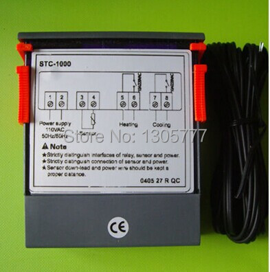 temperature controller STC-1000  A-400P version