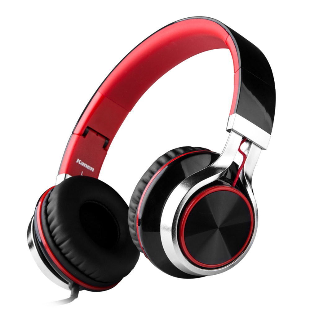 Fashion Sports  Foldable Headphone 3.5mm Stereo Super Bass Headphone Earphones Headset For iPhone Samsung XIAOMI HTC Sony Mp3