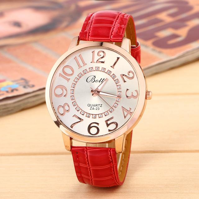 New Watch Women Fashion Casual Bracelet Women Watches Ladies Dress Clock Waterproof Wristwatches Relogio Feminino Drop Shipping