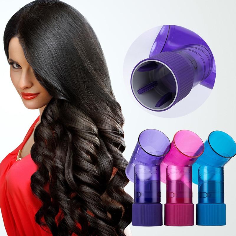 Magic Hair Rollers Hair Dryer Curler Diffuser Curl Hair