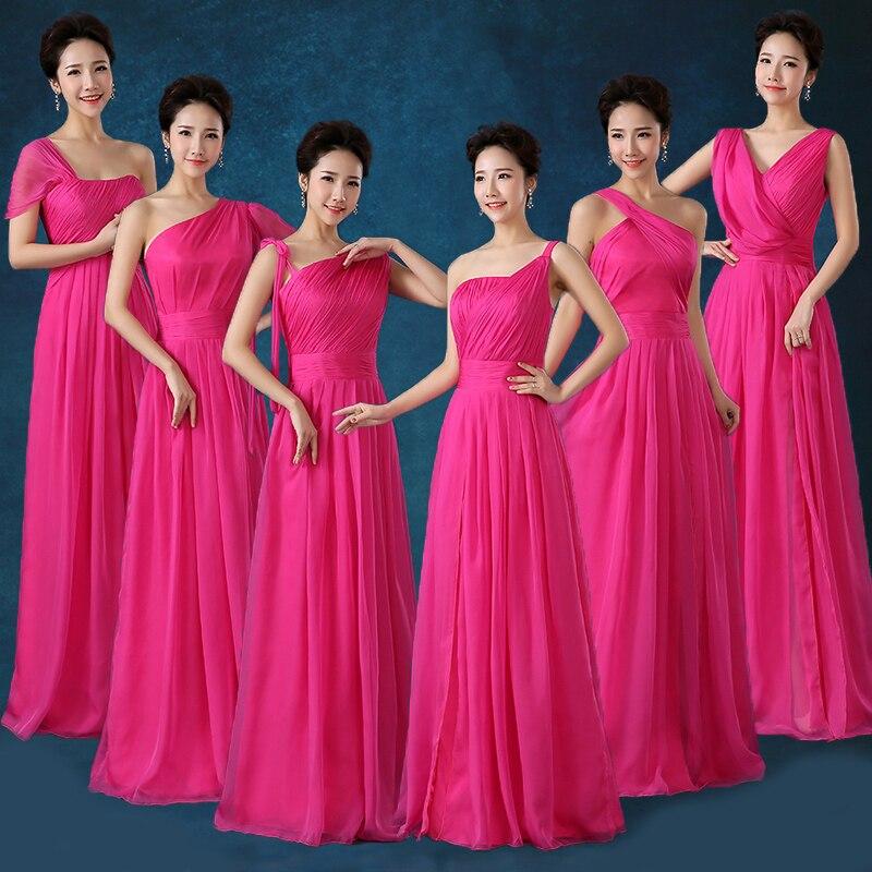 Popular Greek Prom Dresses Buy Cheap Greek Prom Dresses: Popular Rose Red Bridesmaid Dresses-Buy Cheap Rose Red