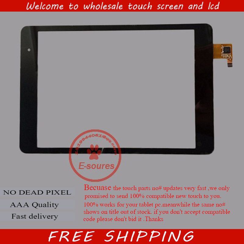 Original 078007-01A-V1 CTP078047-05 Tablet Capacitive touch screen panel digitizer glass sensor replacement Free shipping