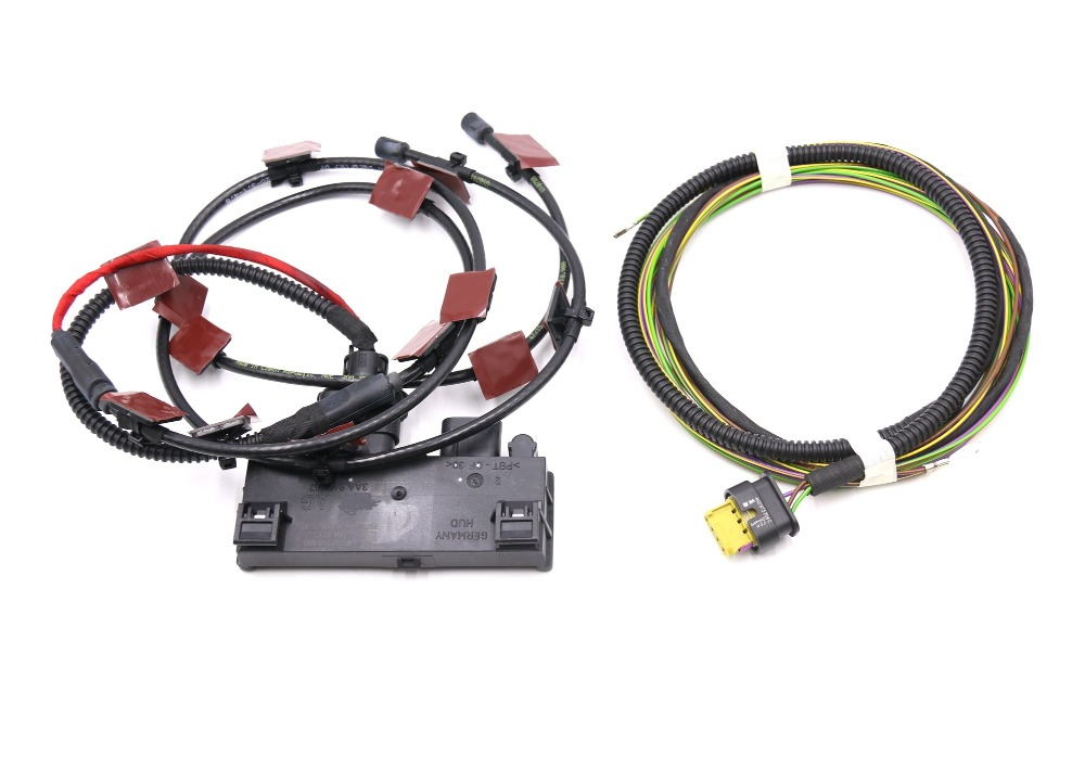 Easy Open System Foot Sensor Wire USE FIT For VW Passat B6 B7 B7L CC citall new front electronic fuel filter pump core fit for vw passat b6 b7 passat cc 1 8tfsi 2 0tfsi cc 2 0tfsi 3c0919679a