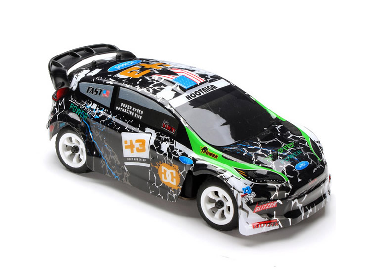 Wltoys K989 RC Racing Car 4WD 2.4GHz Drift Remote Control Toys High Speed 30km/h FSWB 3