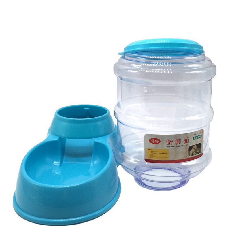 Automatic pet feeder drinking fountain for Decor 5 5 litre drink fountain