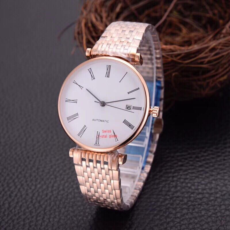 WC0877 Mens Watches Top Brand Runway Luxury European Design Automatic Mechanical Watch