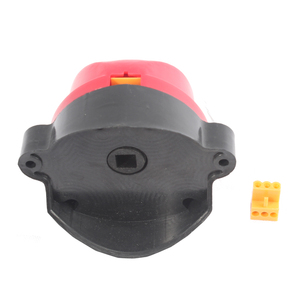 Image 5 - 220 V สำหรับ Air damper valve 12 V/24 V ไฟฟ้า air duct มอเตอร์ damper ลมวาล์ว Driver 1NM สำหรับระบายอากาศท่อ