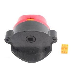 Image 5 - 220 V válvula de Atuador para o Ar do amortecedor 12 V/24 V do duto de ar Elétrica damper motorizado válvula Vento Motorista 1NM para tubo de ventilação
