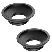 Eyecup Eyepiece Dk-19 Rubber Eyecup Viewfinder For Nikon D810 D5 D4S D4 D3X D3S D3 D700 D800 D800E D2Xs D2X D2 Hf6 (2Pack) цена и фото