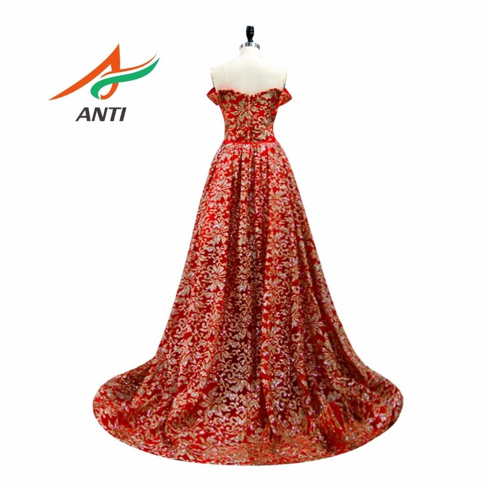 ANTI Κομψά φορέματα 2011 2017 Πολυτελής - Ειδικές φορέματα περίπτωσης - Φωτογραφία 2
