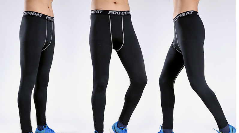 famous designer brand top-rated professional great varieties Sports Pro Men Running Tights Fitnes Long Sweatpants Bodybuilding Combat  Quick Dry Gym Running training Leggings Trousers