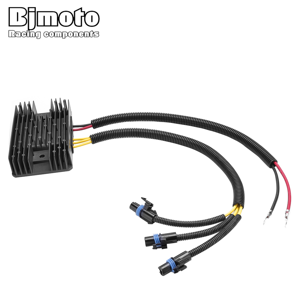 Bjmoto Motorcycle 4013231 Moto bike 12v voltage rectifier