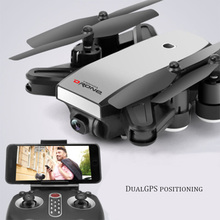 28X Mini Drones With Camera HD 2MP RC Helicopter WIFI FPV RC Quadcopter Foldable Headless Professional Drone GPS Altitude Hold все цены