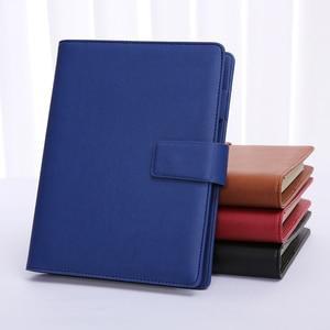 Image 3 - Cahier à feuilles amples, fournitures de bureau, Notes de réunion, Notes de collège, agenda des étudiants, A5, cahier amovible