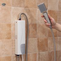 Instant Electric Water Heater Indoor 220V 3000W AU Plug Bathroom Supplies Household Practical Double Shell Water