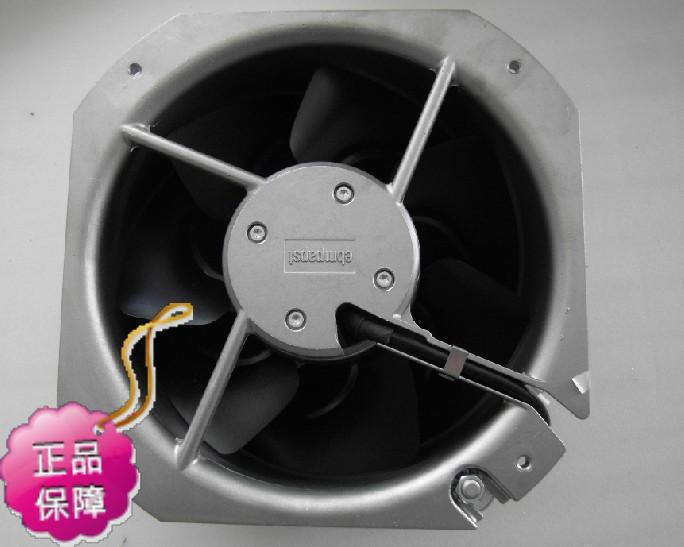 New Original ebmpapst W2E200-HK38-01 225*80MM 230V 64W high temperature axial cooling fan new original german ebmpapst 4606n 120 38mm ac110v 0 23a 20w high temperature axial radiator cooling fan