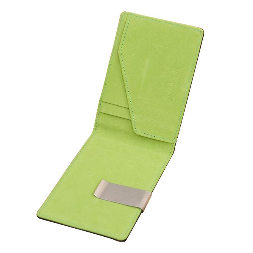 green moneyclip