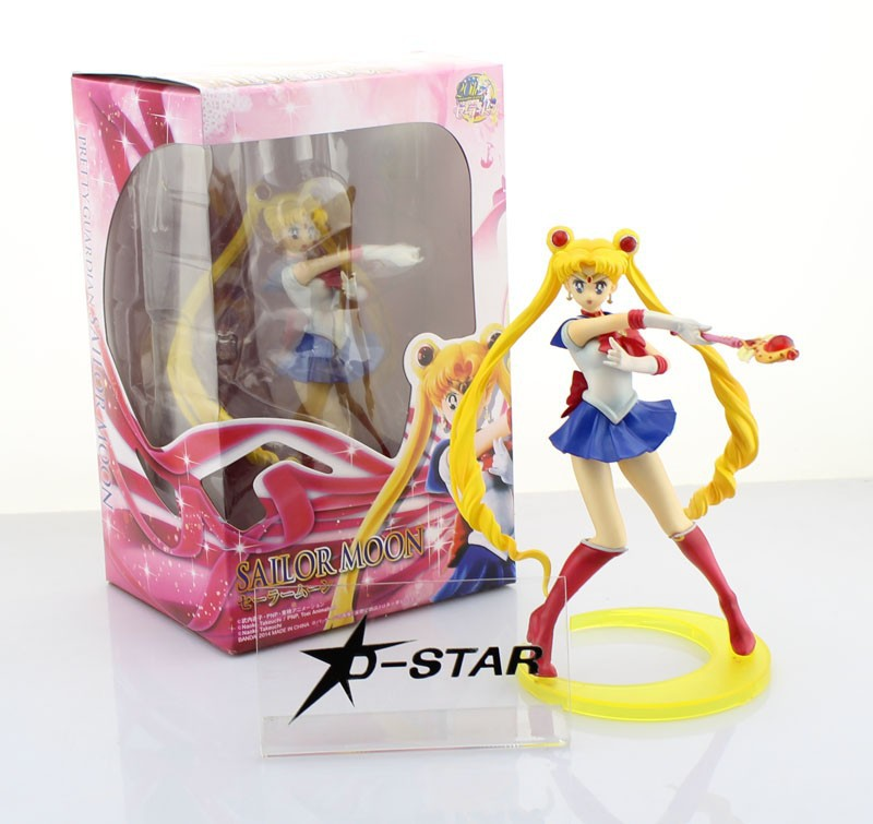 EMS Shipping 12pcs Beauty 8 Pretty Guardian Sailor Moon Anime Tsukino Usagi Boxed PVC Action Figure Collection Model Toy Gift