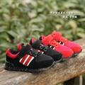 Los bebés y los niños zapatos de deporte 0-1-2 años de edad zapatos de los niños zapatos de skate niño niño suave antideslizante suela