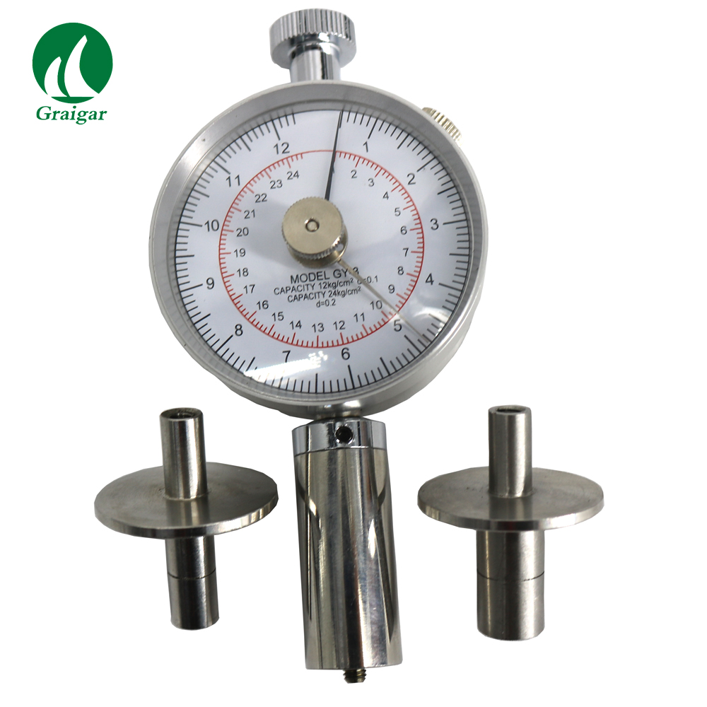 GY-3 Fruit Hardness Tester Durometer for Inspecting the Hardness of the Fruits such as Apple Pear Strawberry and so on effect of fruits of opuntia ficus indica on hemolytic anemia