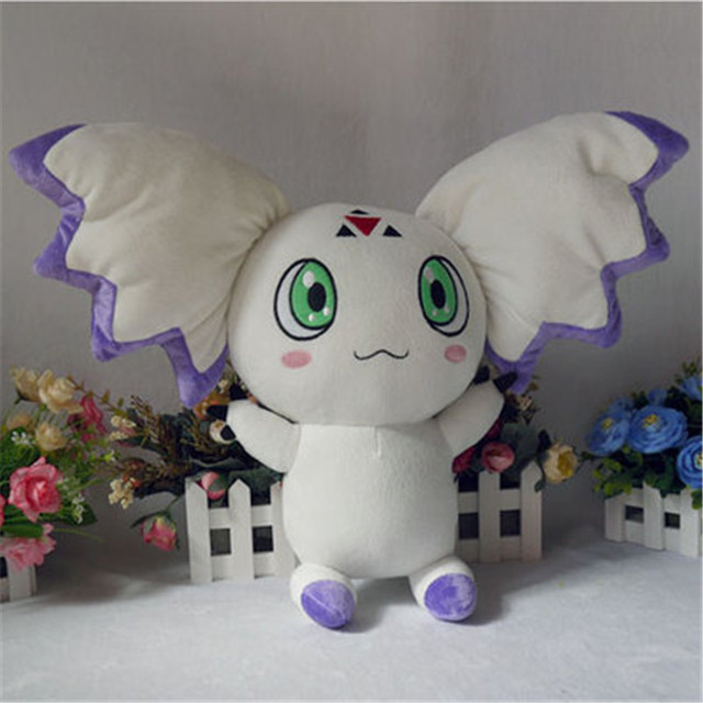 "[PCMOS] Digital Monster Digimon Adventure 16"" Culumon Plush Toy Stuffed Doll 16030128"