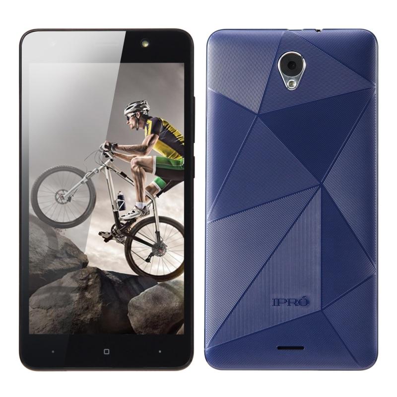 2017 IPRO i9556 3G Teléfono Móvil 5.5 Pulgadas de Pantalla Smartphone Android 6.