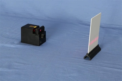 Physical optical grouping experiment of micro physical optical observer Physical optical grouping experiment of micro physical optical observer
