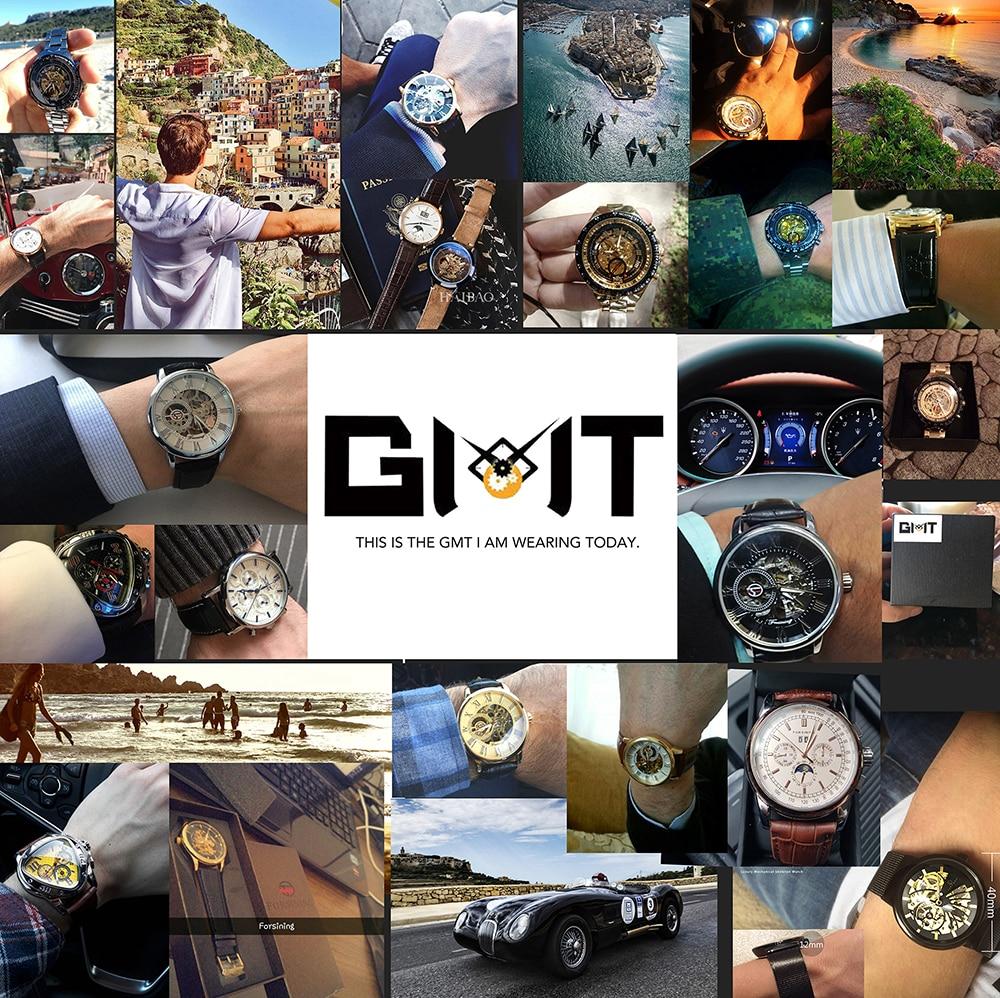 GMT顶部
