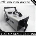 600W snow machine / Wire control wedding snow machine professional stage DJ equipment Snowmaking machine