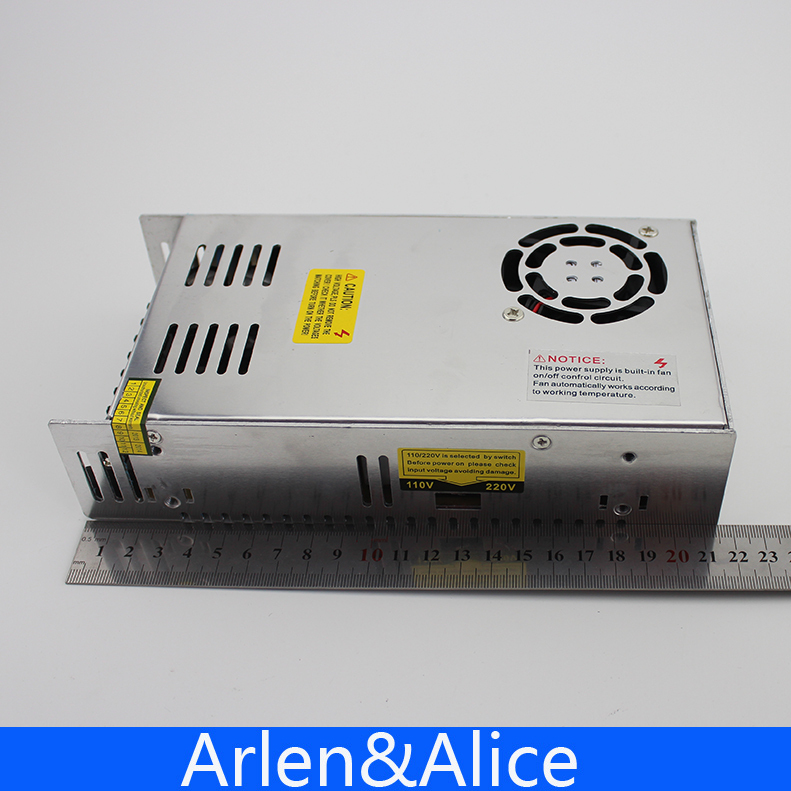 400W 60V 6 7A Single Output Switching power supply AC to DC SMPS CNC
