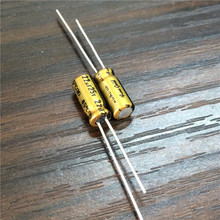 100pcs 22uF 25V NICHICON FG (Fine Gold) 5x11mm 25V22uF High Grade Audio Capacitor
