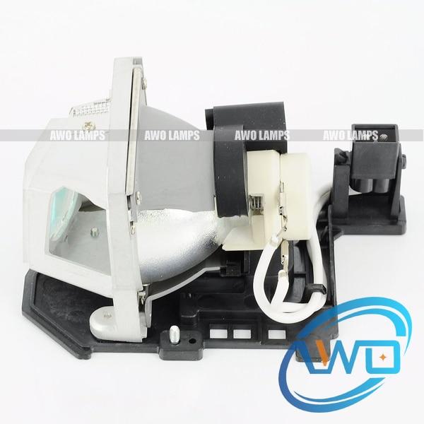 все цены на  Original bare bulb WITH HOUSING 330-6183 725-10196 BULB For Dell Projector 1410X  онлайн