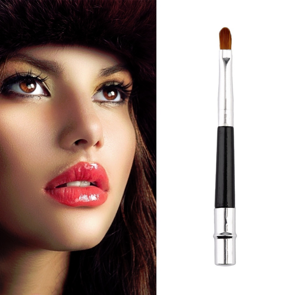 Portable Professional Lip Brush Cosmetic Makeup Brushes Beauty maquiagem Make UP Tool New wholesale