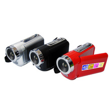 New 16Mp Max 0.3Mp Sensor 1280x720P HD Mini Video Camera Gift Camcorder with 1.5″ Screen 8X Digital Zoom Suppport 32GB SD Card