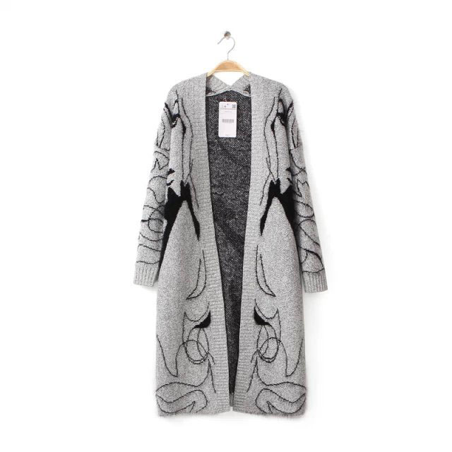 Compare Prices on Textured Sweater Coat- Online Shopping/Buy Low