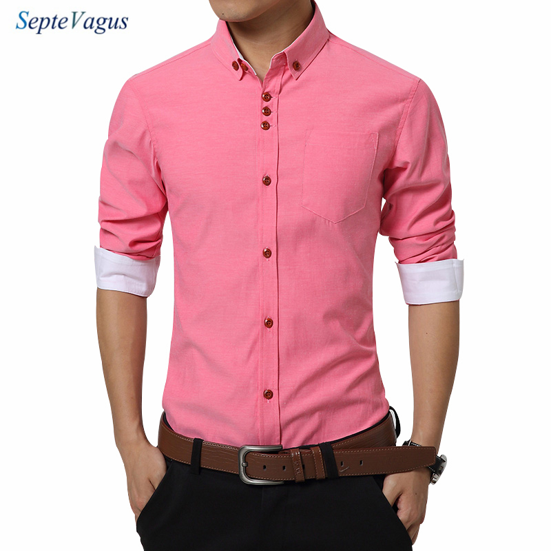 High quality european men white casual shirt long sleeve for How to find a dress shirt that fits