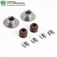 GY6 50 60 80 100cc 64/69MM Valve Spring Assembly Kit 4 takt Scooter Bromfiets ATV 139QMB 139QMA motor(China)